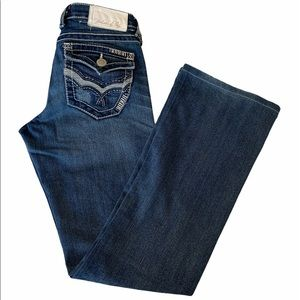 Plastic by Gly jeans size 27